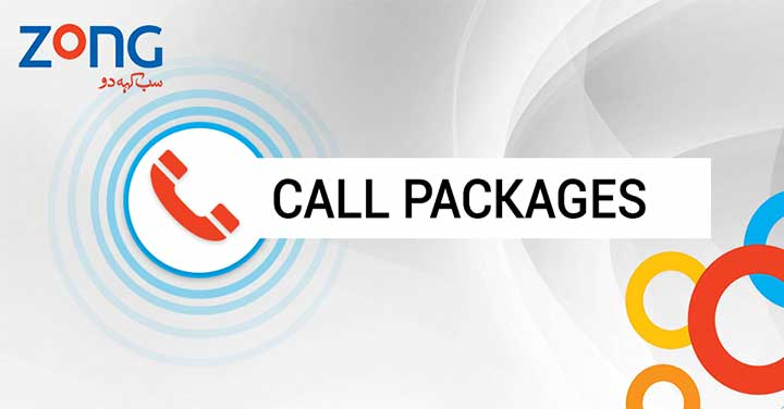 Zong Call Packages Details