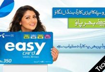 Telenor EasyCard All in One Offer 2017