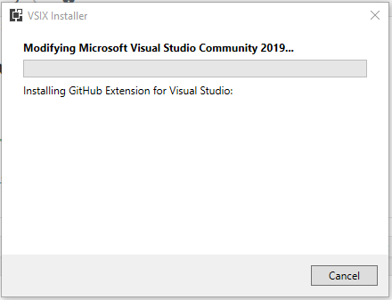 gitlab installation in visual studio 2019